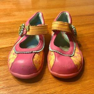 Stride Rite Shoes - Fun design Mary Jane style Stride Rite, size 8M